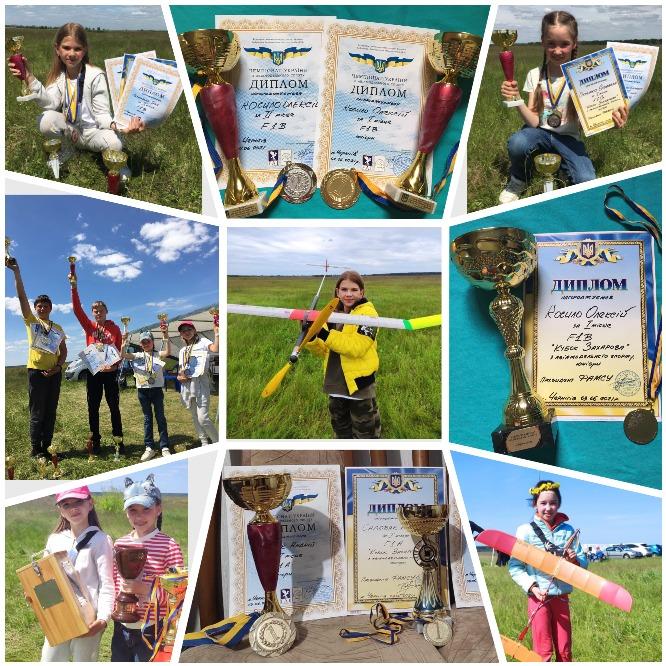 Вихованці на Чемпіонаті України поповнили скарбничку нагород на 13 кубків