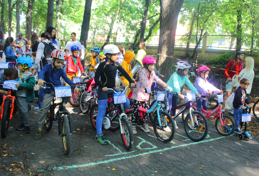 Дитячи перегони «Дивогонка» 2021